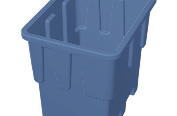 Eco Friendly Cargo Bin